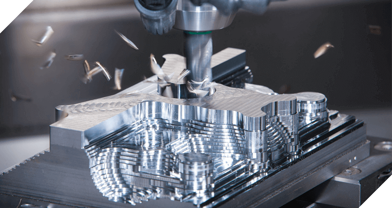 CNC Precision Machining - SixDe
