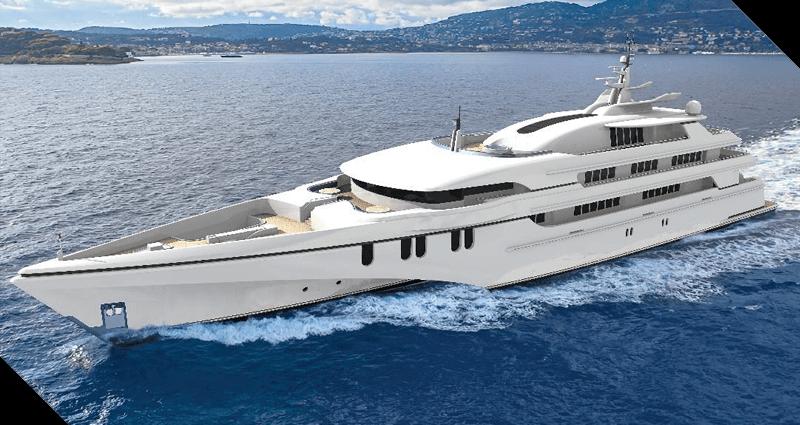 Luxuy Motor Yacht